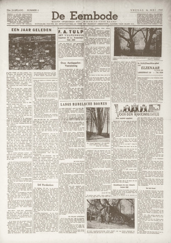 De Eembode 1941-05-16