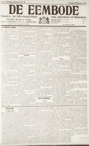 De Eembode 1913-02-18