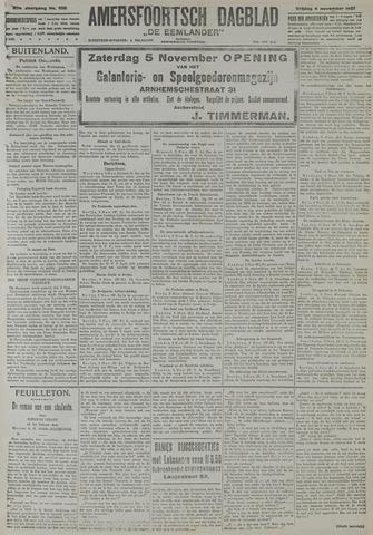 Amersfoortsch Dagblad / De Eemlander 1921-11-04