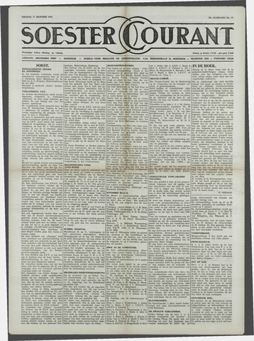 Soester Courant 1958-10-17