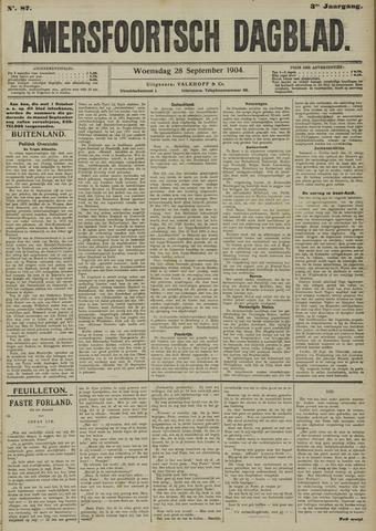 Amersfoortsch Dagblad 1904-09-28