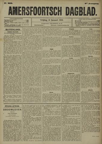 Amersfoortsch Dagblad 1910-01-14