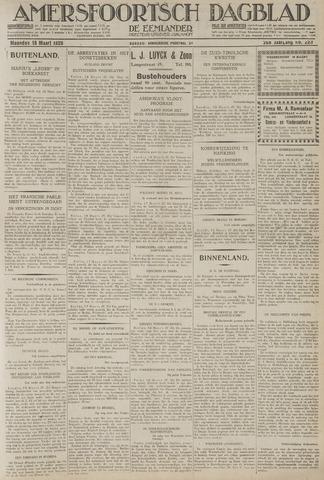Amersfoortsch Dagblad / De Eemlander 1928-03-19