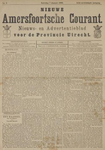 Nieuwe Amersfoortsche Courant 1899-01-07