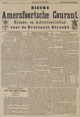 Nieuwe Amersfoortsche Courant 1906-07-18