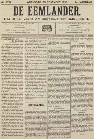 De Eemlander 1910-11-30