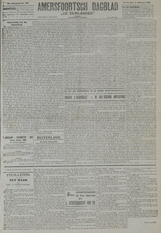 Amersfoortsch Dagblad / De Eemlander 1921-02-03