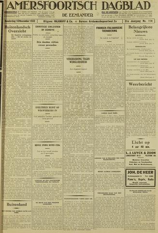 Amersfoortsch Dagblad / De Eemlander 1932-11-10