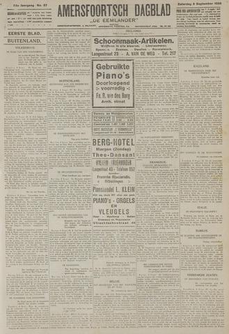 Amersfoortsch Dagblad / De Eemlander 1925-09-05