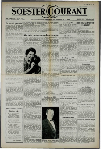 Soester Courant 1965-02-26