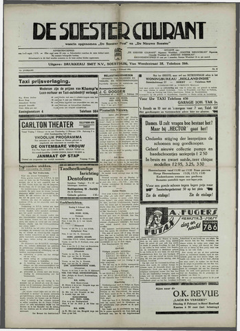 Soester Courant 1936-02-07
