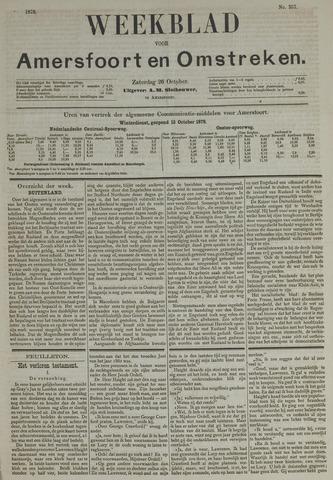 Weekblad voor Amersfoort en Omstreken 1878-10-26