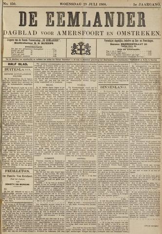 De Eemlander 1908-07-29