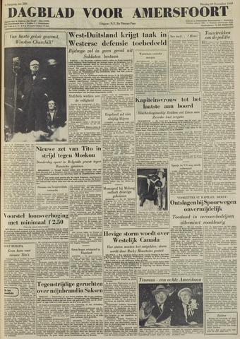 Dagblad voor Amersfoort 1949-11-29