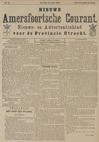 Nieuwe Amersfoortsche Courant 1906-04-21