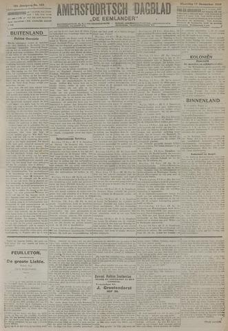Amersfoortsch Dagblad / De Eemlander 1919-11-17