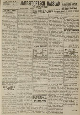 Amersfoortsch Dagblad / De Eemlander 1923-10-25