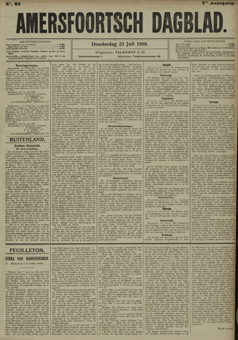 Amersfoortsch Dagblad 1908-07-23