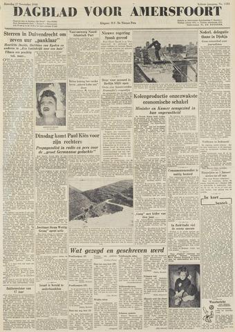 Dagblad voor Amersfoort 1948-11-27