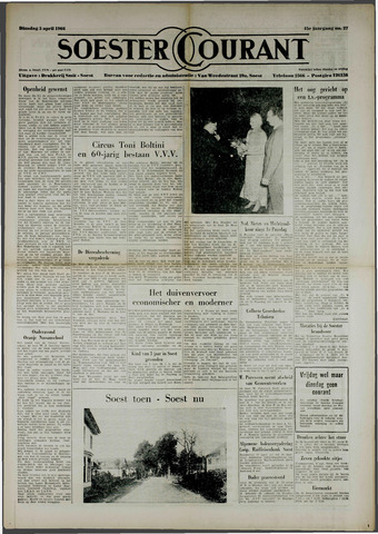 Soester Courant 1966-04-05