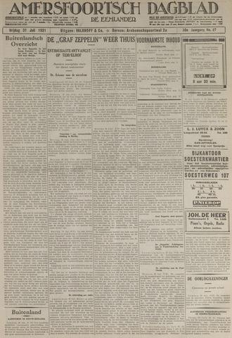 Amersfoortsch Dagblad / De Eemlander 1931-07-31