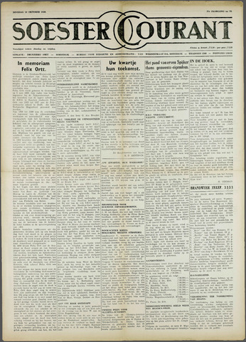 Soester Courant 1959-10-20