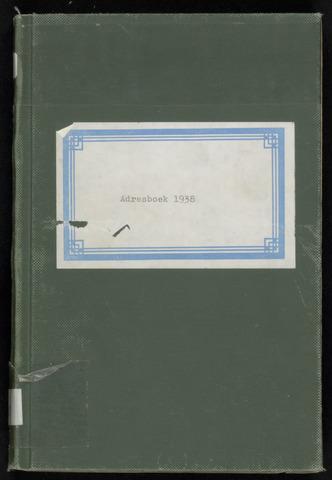 Adresboeken Amersfoort 1938