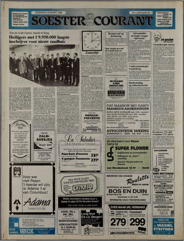 Soester Courant 1989-03-22