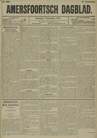 Amersfoortsch Dagblad 1904-11-01