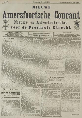 Nieuwe Amersfoortsche Courant 1908-06-10