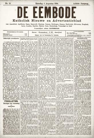 De Eembode 1894-08-04