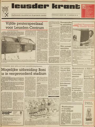 Leusder Krant 1986-01-09