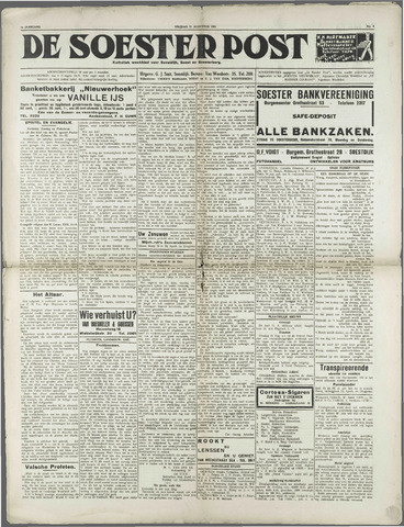 Soester Courant 1931-08-21