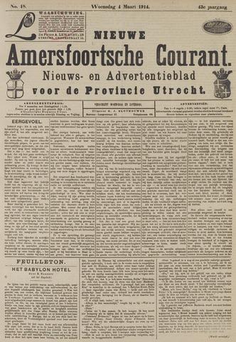 Nieuwe Amersfoortsche Courant 1914-03-04