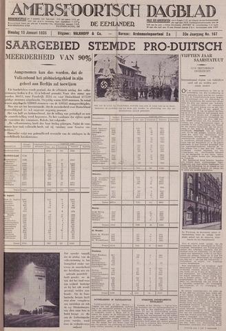 Amersfoortsch Dagblad / De Eemlander 1935-01-15