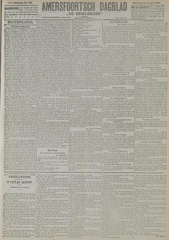 Amersfoortsch Dagblad / De Eemlander 1922-01-16