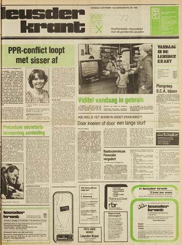 Leusder Krant 1980-10-14