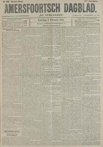 Amersfoortsch Dagblad / De Eemlander 1915-02-06