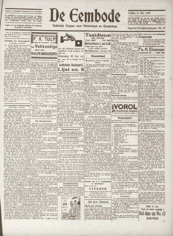 De Eembode 1935-05-31