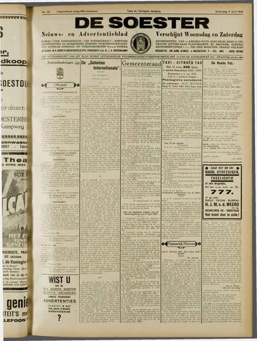 De Soester 1934-04-11