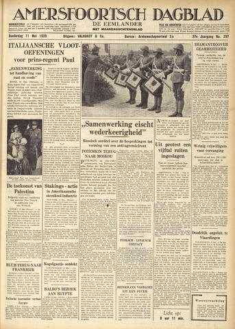 Amersfoortsch Dagblad / De Eemlander 1939-05-11