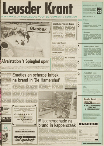 Leusder Krant 1993-06-30