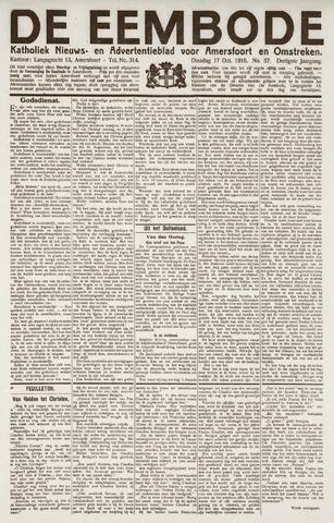 De Eembode 1916-10-17