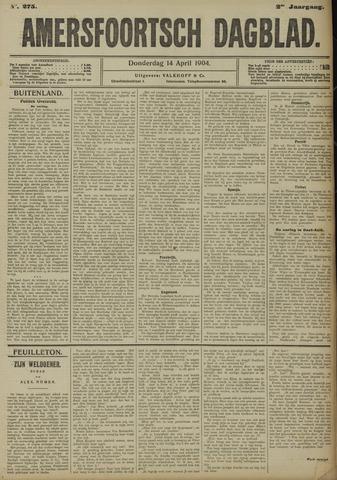 Amersfoortsch Dagblad 1904-04-14