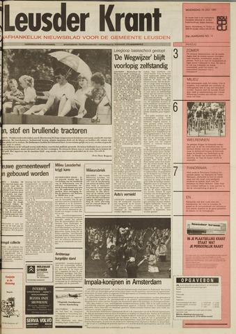 Leusder Krant 1991-07-10