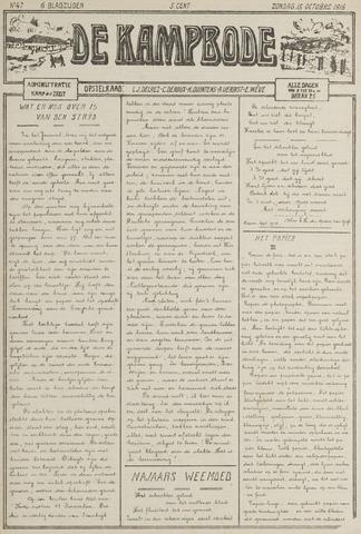 De Kampbode 1916-10-15