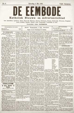 De Eembode 1891-05-09