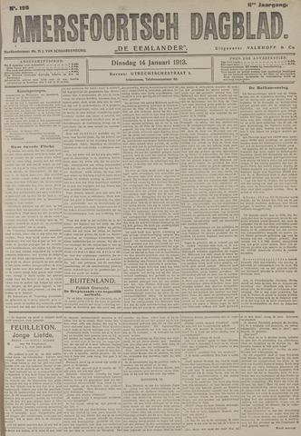 Amersfoortsch Dagblad / De Eemlander 1913-01-14