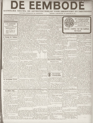 De Eembode 1918