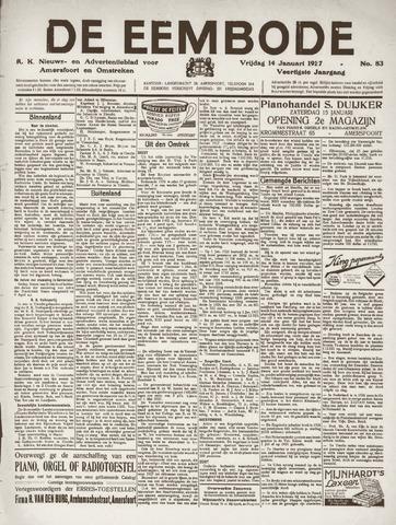 De Eembode 1927-01-14